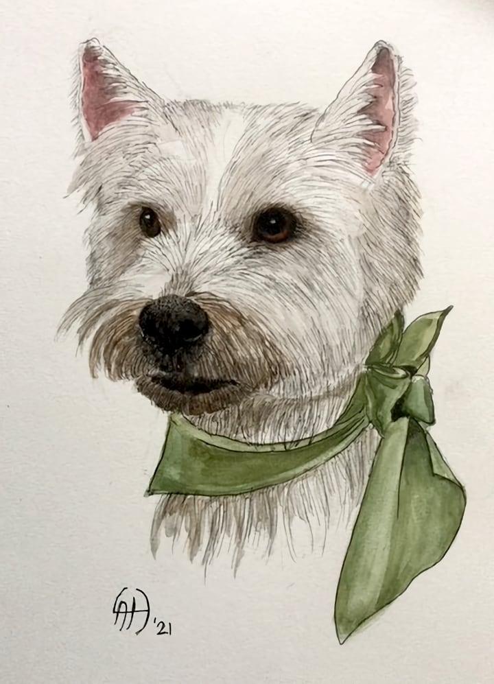 linda-dog